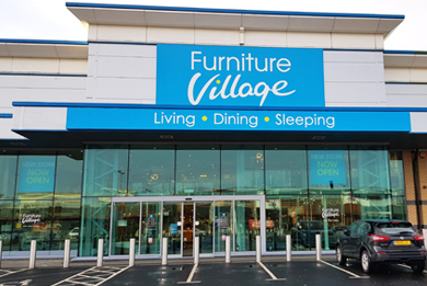 Furniture Village Wednesbury